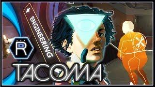 TACOMA Gameplay - Engineering - Roberta Recovers [Part 7]
