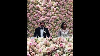 Свадьба Овечкина. Лучшие фото