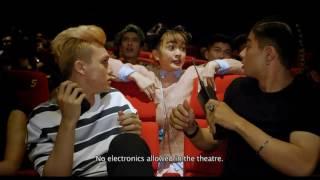 EM CHƯA 18 MOVIE - HOUSE RULE CGV