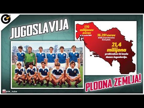 Kako bi izgledala danas Jugoslavija | JUGOSLAVIJA