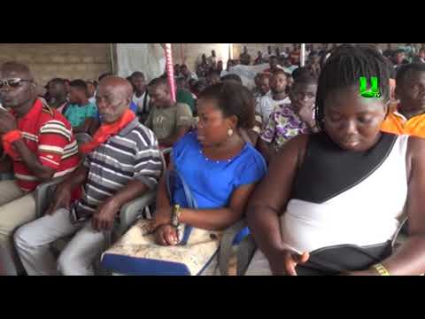 Confusion Rocks Tema East NPP Members, MP and Regional Minister