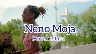 Neno Moja | Doreen Lifard | album Niko Tayari #nenomoja #onething #doreenlifard