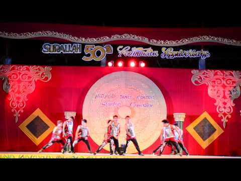 XTREME DANCERS of South Cotabato won 1st Runner Up during the Hip Hop Competition in Surallah