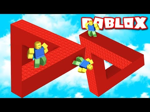ROBLOX OPTICAL ILLUSION OBBY
