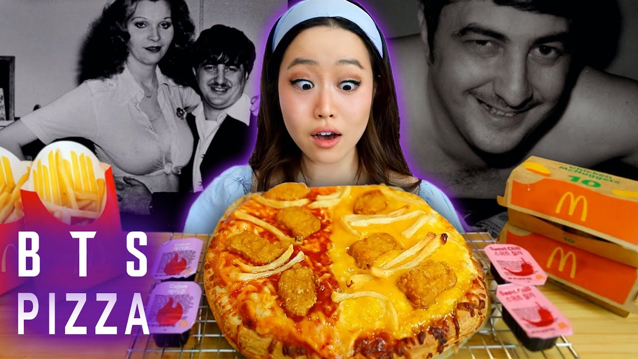 The Most Bizarre Bank Heist - Robbers Ordered Pizza During 14Hr Hostage Situation |BTS Pizza Mukbang