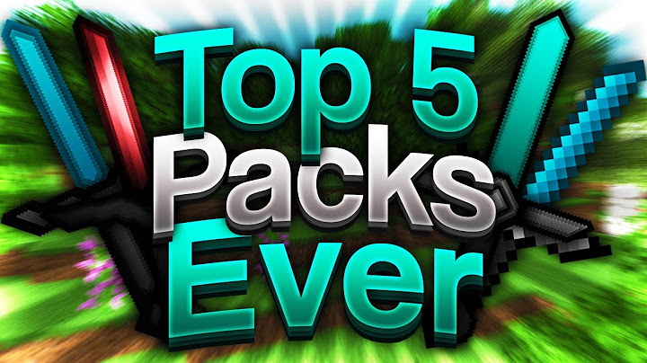top 5 pvp packs ever