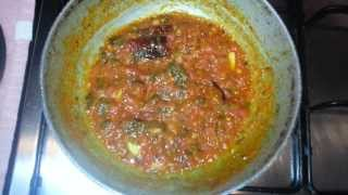 Tomato Pachadi - Easy Method Tometo Chutney