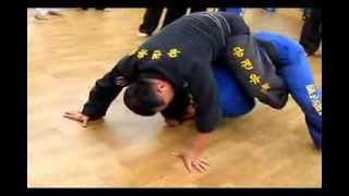 (111) Gongkwon Yusul(Take down) Large outer reaping counterattack (Korean Martial Art)