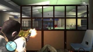 GTA IV.Моя война с копами.