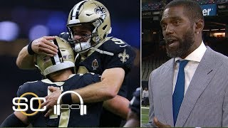 Saints needed Week 1 win vs. Texans after playoff disappointment - Randy Moss | SC with SVP