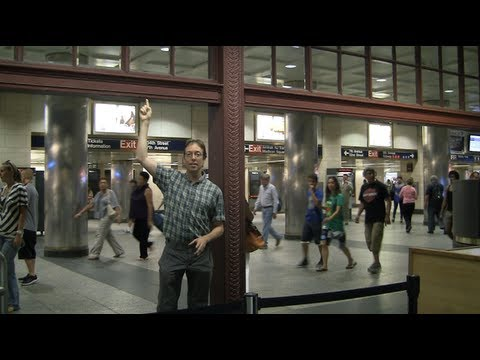 Secrets of Penn Station