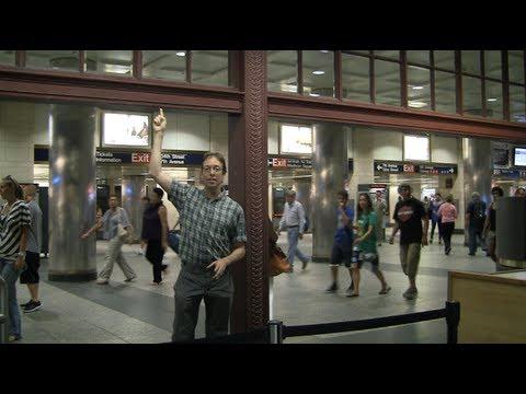 Secrets of Penn Station