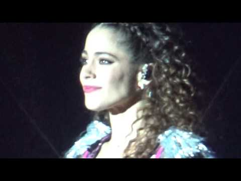Tini Got me started tour BERLIN - Si tu te vas
