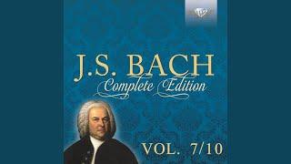 Nach dir, Herr, verlanget mich, BWV 150: I. Sinfonia