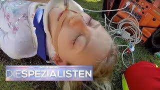 Von Blumen vergiftet? Bruder und Schwester in Gefahr! | Auf Streife-Die Spezialisten | SAT.1 TV