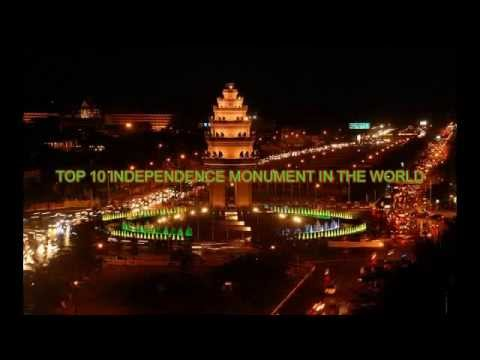 Top 10 Independence Monument in the World - World Independece Monument