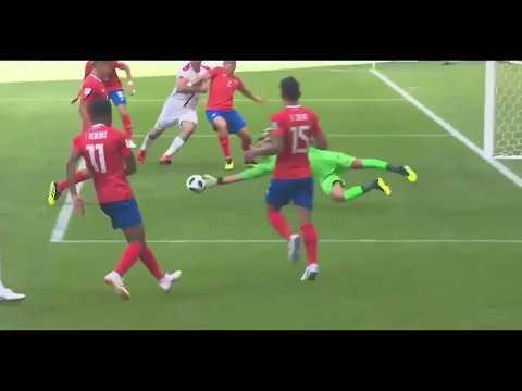 Costa Rica vs Serbia 0-1 Fifa World Cup 2018 | Highlights