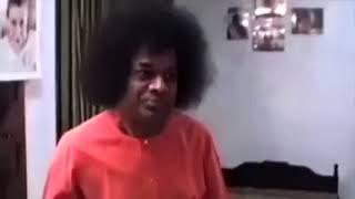 Sai Baba ospite in casa di un devoto