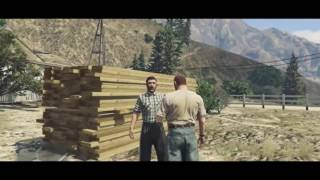 GTA V || TRAILER PARK BOYS Short Film (JB NATION FILMS)