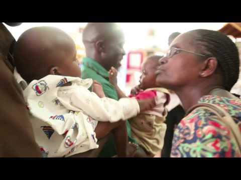 Africa: Lewa Childrens Home - Part I
