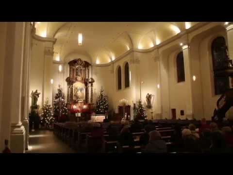 Weihnachtsliedersingen in der Liebfrauenkirche Bocholt