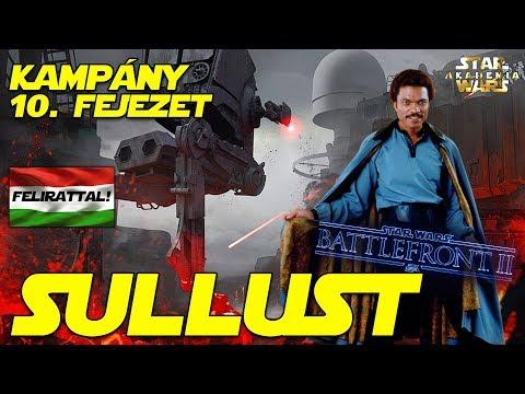 Végigjátszás 9. rész: Lando és Shriv a Sullust -on - Star Wars Battlefront II | Star Wars Akadémia thumbnail