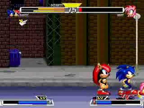 Freedom Fighters Playthrough Part 1: Sonic Fan Game |