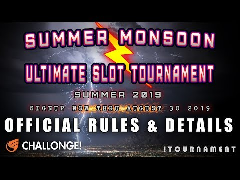 Slot Tournament Rules