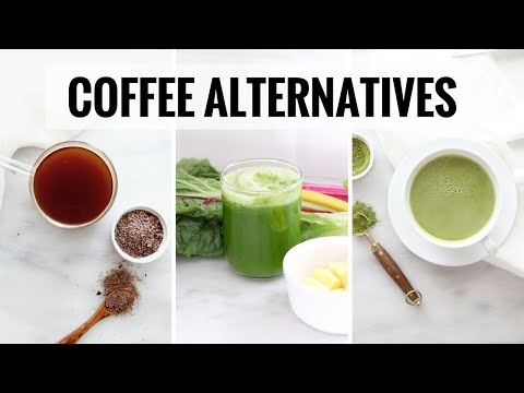 3 Energizing Coffee Alternatives | Healthy Eating Tips | Healthy Grocery Girl