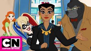 Willkommen zum Superhelden-High | DC-Superhelden Mädchen | Cartoon Network
