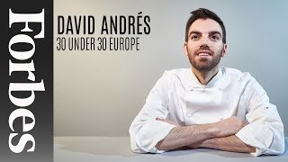 Meet One Of Spains Best Young Chefs