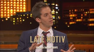 LATE MOTIV - David Broncano inventó WORDS  | #LateMotiv65