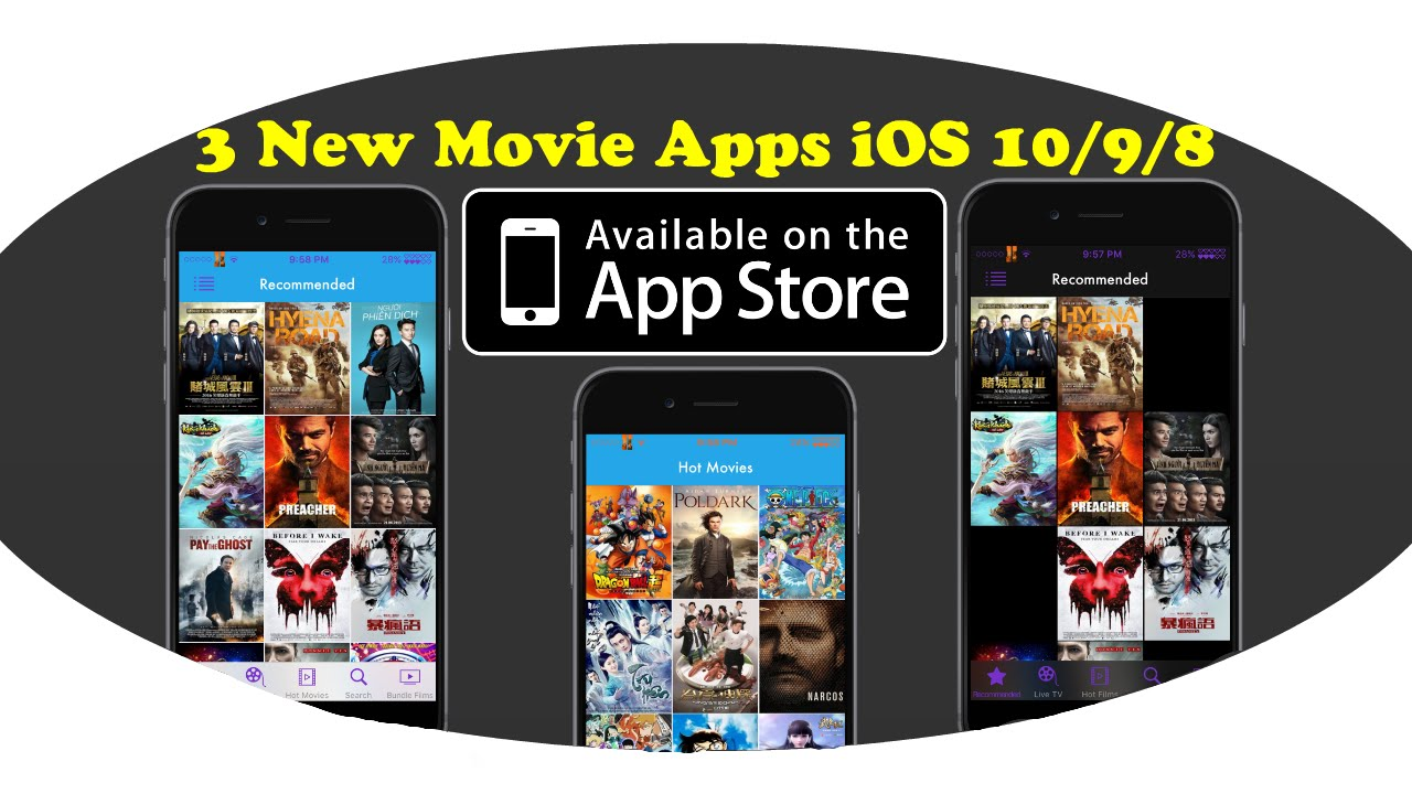 new movies ios app