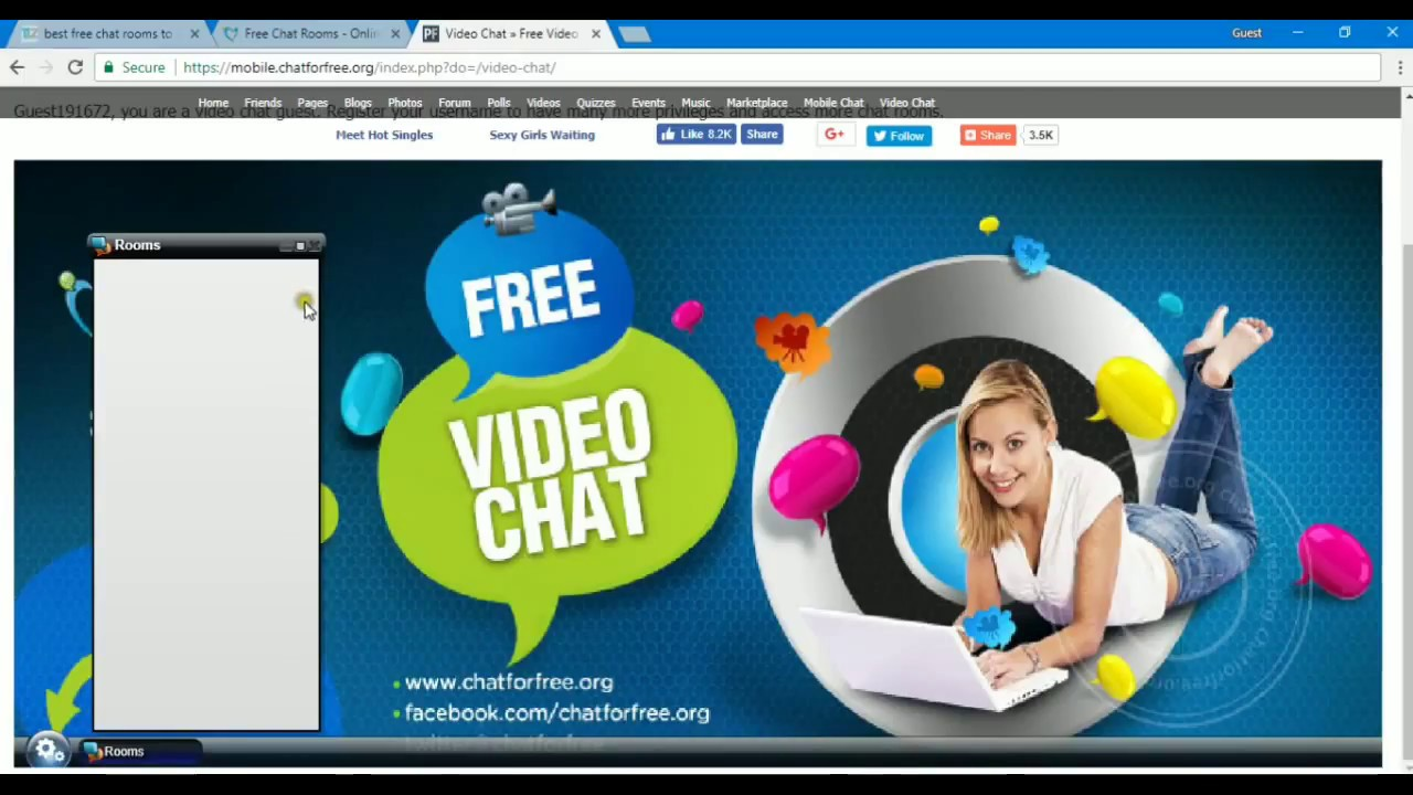 top free video chat