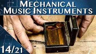 Tiny Mechanical Things - YouTube b235681d79