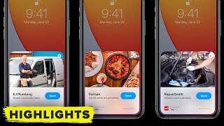 App Clips for iOS 14! Watch the reveal
