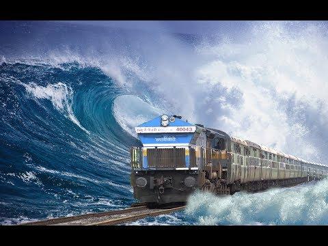 Most Dangerous Top 7 Railway Tracks In The World In Urdu/Hindi . Death Railways Route .
