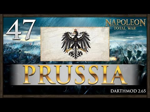THE LOOTING OF PRAGUE! Napoleon Total War: Darthmod - Prussia Campaign #47