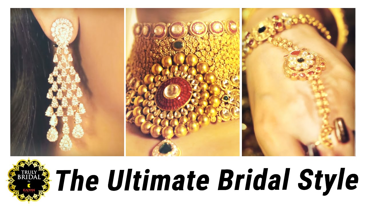 851fd34b6 Truly Bridal By Kalyan – A Bride's Guide for the D-Day