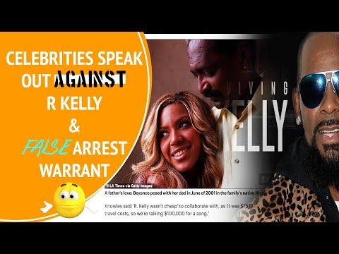 NEWS REVIEW UPDATE-R KELLY, AND THE CELEBS THAT BACK THE VICTIMS. thumbnail