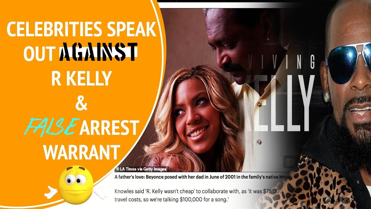 NEWS REVIEW UPDATE-R KELLY, AND THE CELEBS THAT BACK THE VICTIMS.