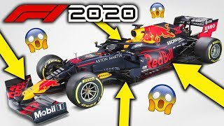 Reacting to the new RED BULL 2020 F1 CAR! (Red Bull RB16 Analysis)