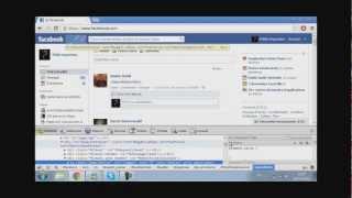 Comment modifier le nombres de j'aimes sur facebook - Tuto [HD]