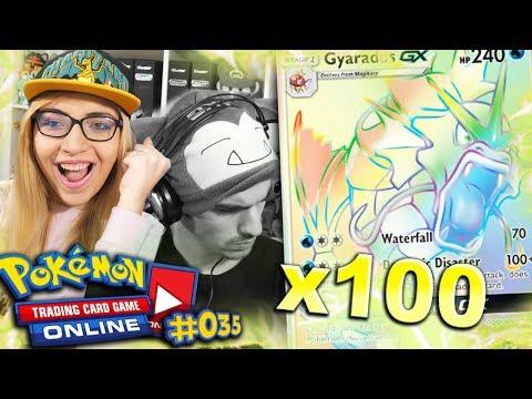 DOPO QUESTA LASCIO LA MIA RAGAZZA! - Versus x100 Pacchetti su Pokémon GCC Online #35