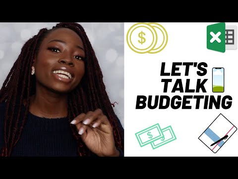 HOW TO BUDGET, SPEND & SAVE MONEY | APPS & TYPES OF BUDGETING | OLUSEYI