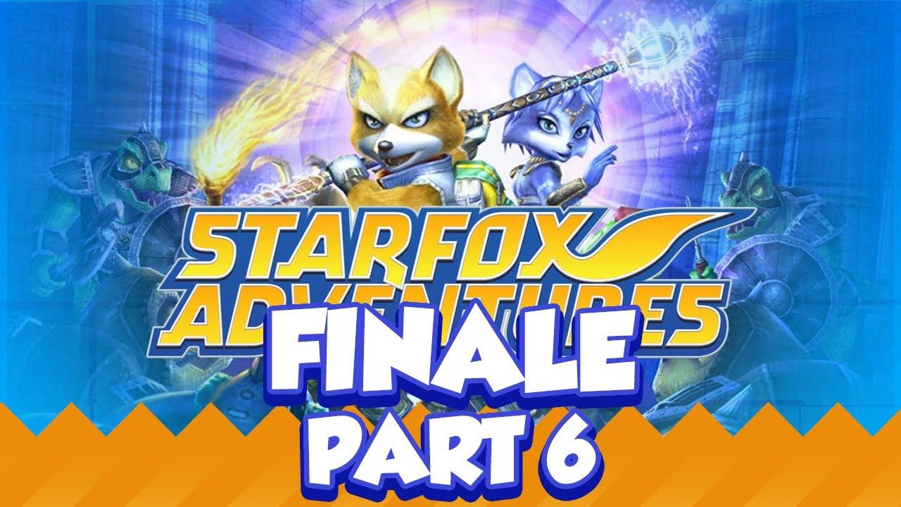 Star Fox Adventures (Longplay Part 6 Finale)