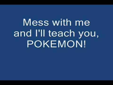 Smosh  Pokemon Theme Song Revenge LYRICS
