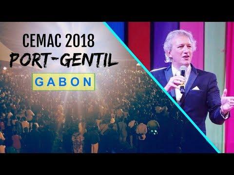 Daniel Vindigni - Réunion d'Évangélisation en plein air (CEMAC, Port-Gentil - GABON)