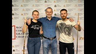 Legend Battle 16. Д. Миронова - Н. Володин с комментариями Евгения Сталева