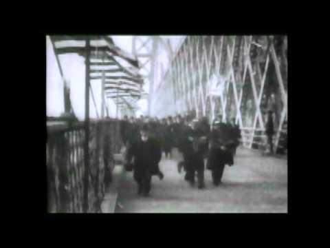 Williamsburg Bridge Opening 1903